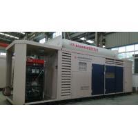 Quality Movable Double Stage Hydraulic CNG Compressor For CNG Daughter Station for sale