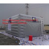 Giant Square Inflatable Party Tent PVC Tarpaulin for exhibition or advertising Manufactures