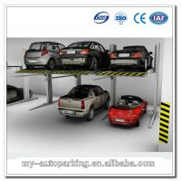 Double Parking Car Lift Hydraulic Car Parking System Hydraulic Garage Car Lift Manufactures