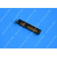 High Speed External SAS Connector 0.8mm Pitch Environmentally Friendly Manufactures