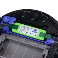 Quality 14.4V iRobot Roomba 500, 600, 700, 800 Replacement Battery, Super Large capacity, Ultra-long life, Japanese Brand Cell for sale