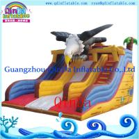 Inflatable Slide/ Inflatable Water Sport Toys Inflatable Wet Slide, Water Slide Manufactures