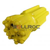 T38 T45 T51 Button Bits Rock Drill Bits Borehole Drilling Tools In Yellow Manufactures
