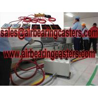 air pads for moving equipment details Manufactures