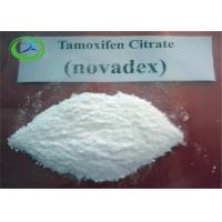 White Crystalline Powder Anti Estrogen Steroids For Men Hair Loss , Treatment Nolvadex Manufactures