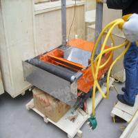 Construction Machinery ZB800-5A 50-60KG Plastering Machine For Wall Manufactures