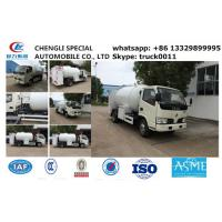 CLW brand mobile lpg gas filling truck for gas cylinder, factory direct sale best price lpg propane gas refilling truck Manufactures