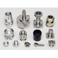 Customized CNC Turning Services Threading Aluminum Parts For Auto Performance Manufactures