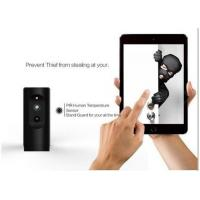 Motion Detection wireless security cameras Real time Remote Voice Intercom PIR Function Manufactures