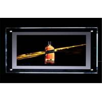 Ultra Thin Movie Poster LED Crystal Light Box ,LED Ceiling Light Box Manufactures