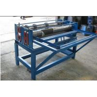 Easy Operate Sheet Metal Slitter Machine For Roll Forming System Cutting Tiles Manufactures