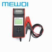 MEWOI568 Car Battery Tester/accumulator; storage battery; storage cell; storage element; accumulator cell Tester Manufactures