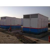 Quality Hydraulic Reciprocating CNG Fill Station , 1500Nm3 Natural Gas Compressor for sale