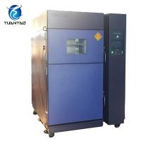 Stable Operation Air To Air Thermal Shock Test Chamber 600 * 700 * 600mm Manufactures