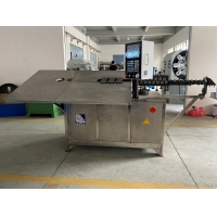 3.0mm Three Axis 2D Wire Bending Machine For Spring Manufacturing Manufactures