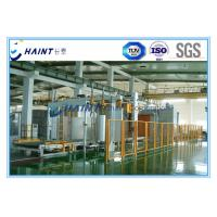 Buy cheap Paper Mill Auto Wrapping Machine , Pallet Wrapping Solutions Labor Saving from wholesalers