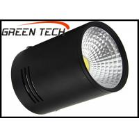 Black / White Aluminum LED Down Light Low Maintenance Cost 1000lm 220V Manufactures