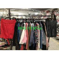 Buy cheap Holitex Used Womens Clothing , Good Quality Second Hand Clothes Ladies Cotton from wholesalers