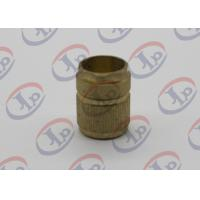 Injection Plastic Nuts Metal Machined PartsLathe Turning Knurling Brass Components Manufactures