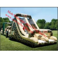 Massive Inflatable Military Course Manufactures