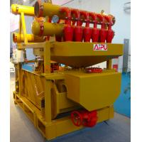 Hot sales oil and gas drilling solids control mud cleaner at Aipu for sale Manufactures