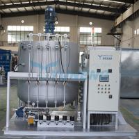 China Yuneng Hot Sale Engine Oil Blending Machine with Additive on sale