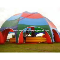 Giant Inflatable Outdoor Tent Dome Inflatable Event Tent For Family Activities Manufactures