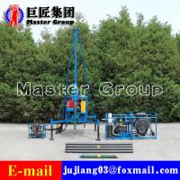 SDZ-30S Hot sales portable drilling machine hydraulic Mountain drilling rig portable drilling rig with air compressor Manufactures