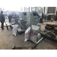 High performance low price sawdust rod extruding machine/wood powder briquette making machine 008618937187735 Manufactures