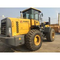 SDLG Second Hand Wheel Loaders 953 Year 2012 1400h Working Time 29° Gradeability Manufactures