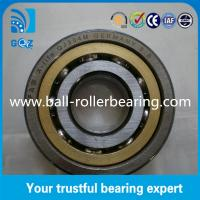 QJ304M 4 Point Contact Ball Bearing 25 Degree Contact Angle 15mm Height Manufactures