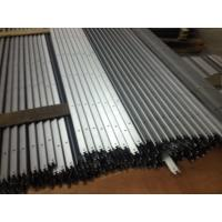 Bending Aluminium Industrial Profile / 6063 aluminium section profile Manufactures