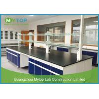 Science Laboratory Furniture Electronics Lab Bench With Water Sink And Splash Manufactures