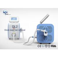 Portable Safety Diode Laser Hair Removal Machine 808nm with Big Spot Size Manufactures