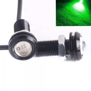 LED DRL 18mm x 30mm 12V 3W Eagle Eye Daytime Running Light Lamps Manufactures