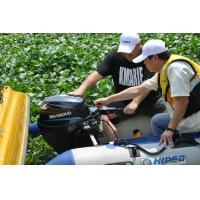 Quality 9.9 Horsepower 7.2Kw Marine Outboard Engines With Tiller Control for sale