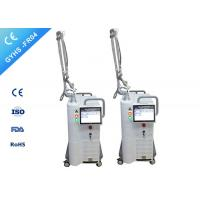 Skin Resurfacing CO2 Fractional Laser Machine With 12 Months Warranty Manufactures