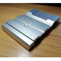 Sand Oxidation Of Alkali Extrusion Aluminum CNC Machining Parts For Industrial Equipment Manufactures