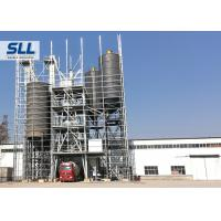 Commercial Dry Mortar Powder Mixing Machine , Dry Mix Mortar Production Line Manufactures