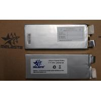 3.7V 10Ah 5C high Capacity lithium polymer rechargeable battery cell for paraglider Manufactures