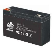 AGM Battery (6V12AH) Manufactures