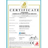Pearl Electric Co.,Ltd. Certifications