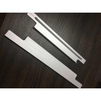 6061 T6 Aluminium Extrusion Profiles CNC Milling Matt Silver Anodized for Solar Bracket Manufactures