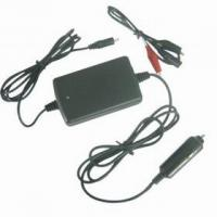 Universal Portable Automatic Car Charger , 1A Nimh Battery Charger Manufactures