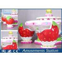 Kids Indoor Playground Equipment Amusement Game Machines Strawberry Sand Table Manufactures