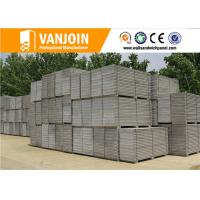 Eco Friendly Insulated Sandwich Panel For European Style Villa Home Manufactures