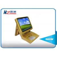 Table Self Service Terminal Kiosk Mini Credit Card Vending Machines For Shopping Mall Manufactures