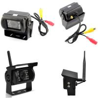 Truck Bus Surveillance Vehicle Reversing Systems Wireless Backup Camera Manufactures