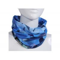 Absorb Sweat  Neck Scarf For Soccer Player , Breathable Football Uv Protection  Manufactures