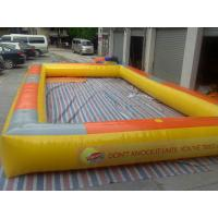 Yellow Entertainment Inflatable Family Pool For Adults Swimming And Play Manufactures